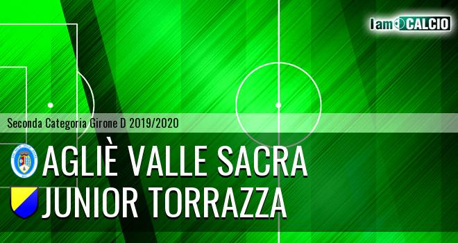 Agliè Valle Sacra - Junior Torrazza
