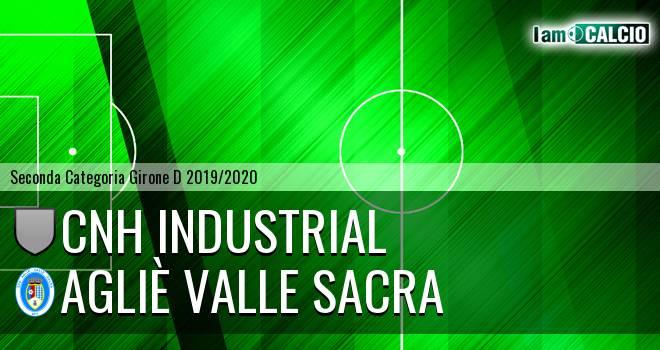 Cnh Industrial - Agliè Valle Sacra