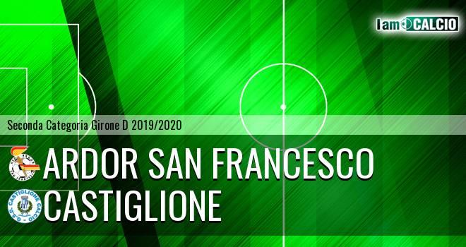 Ardor San Francesco - Castiglione