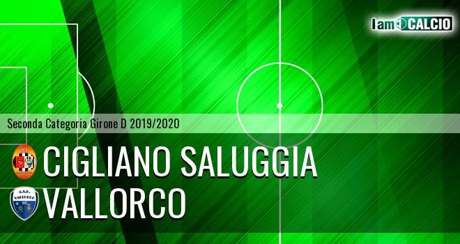 Cigliano Saluggia - Vallorco