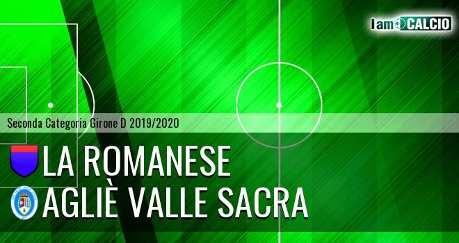 La Romanese - Agliè Valle Sacra