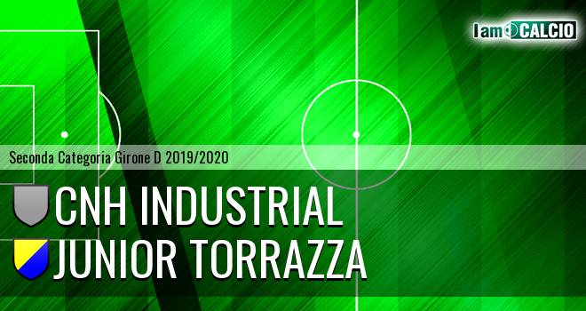 Cnh Industrial - Junior Torrazza