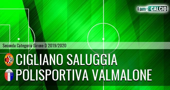 Cigliano Saluggia - Polisportiva Valmalone