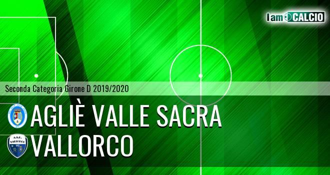 Agliè Valle Sacra - Vallorco