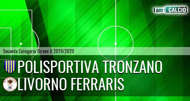 Polisportiva Tronzano - Livorno Ferraris