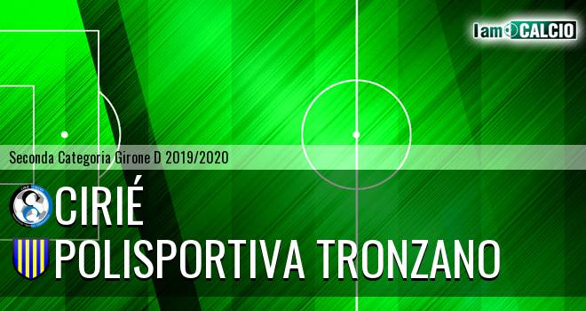 Cirié - Polisportiva Tronzano