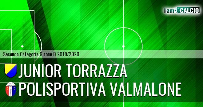 Junior Torrazza - Polisportiva Valmalone