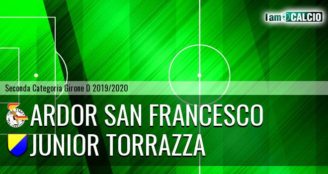 Ardor San Francesco - Junior Torrazza
