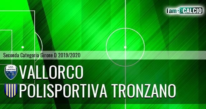Vallorco - Polisportiva Tronzano
