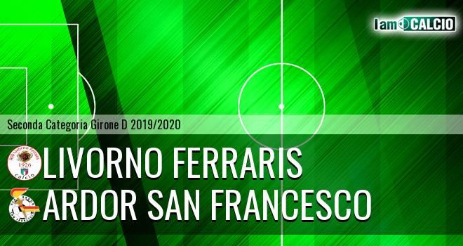 Livorno Ferraris - Ardor San Francesco