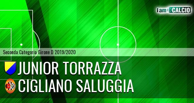 Junior Torrazza - Cigliano Saluggia