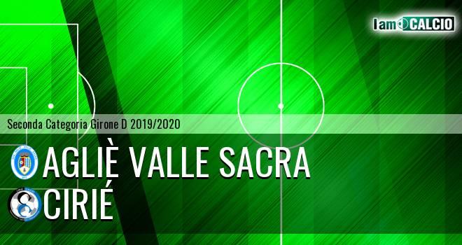 Agliè Valle Sacra - Cirié