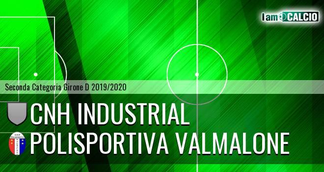 Cnh Industrial - Polisportiva Valmalone
