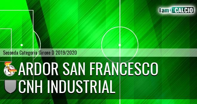 Ardor San Francesco - Cnh Industrial