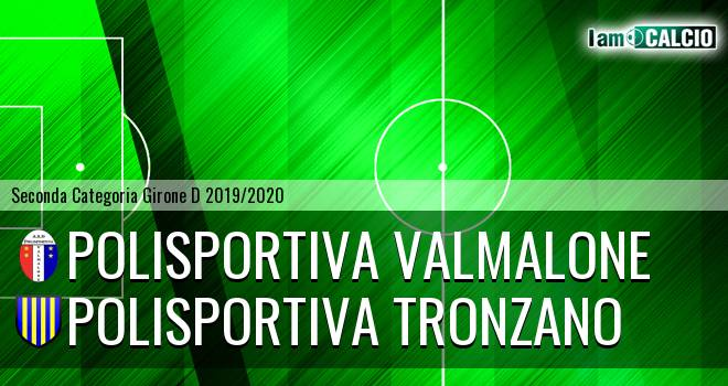 Polisportiva Valmalone - Polisportiva Tronzano