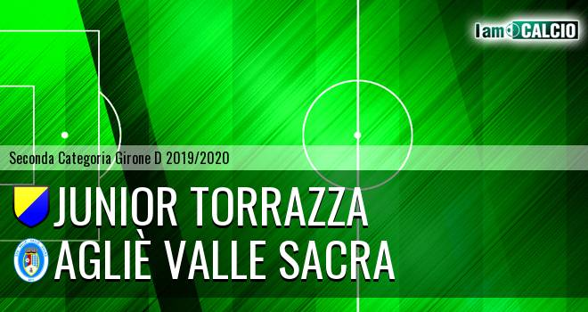 Junior Torrazza - Agliè Valle Sacra