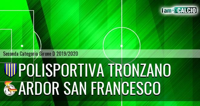 Polisportiva Tronzano - Ardor San Francesco