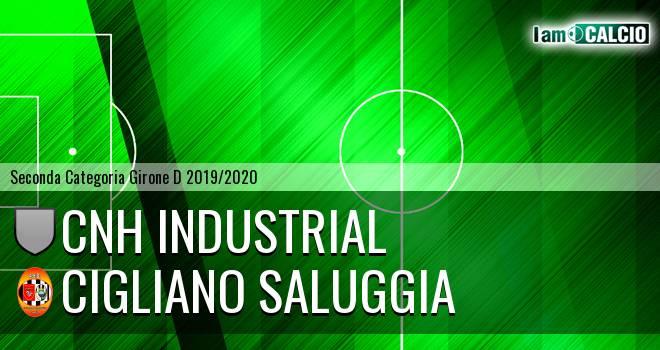 Cnh Industrial - Cigliano Saluggia