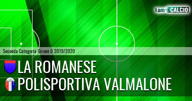 La Romanese - Polisportiva Valmalone