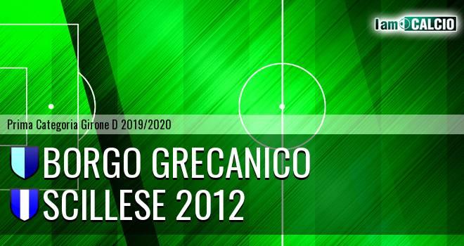 Borgo Grecanico - Scillese 2012