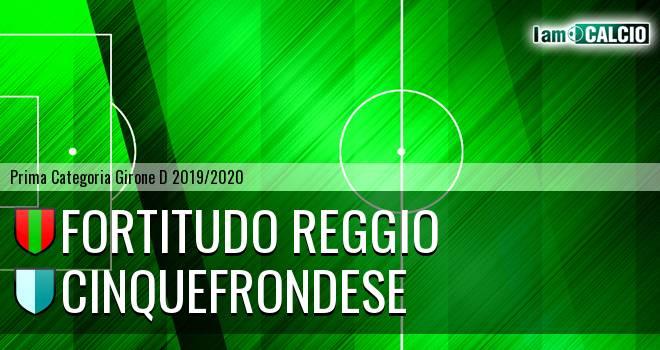 Fortitudo Reggio - Cinquefrondese