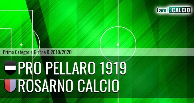 Pro Pellaro 1919 - Rosarno Calcio