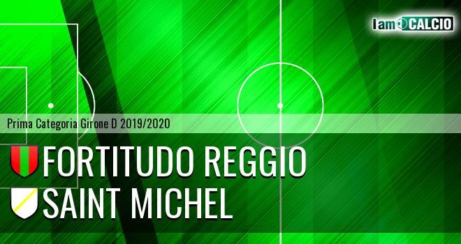 Fortitudo Reggio - Saint Michel