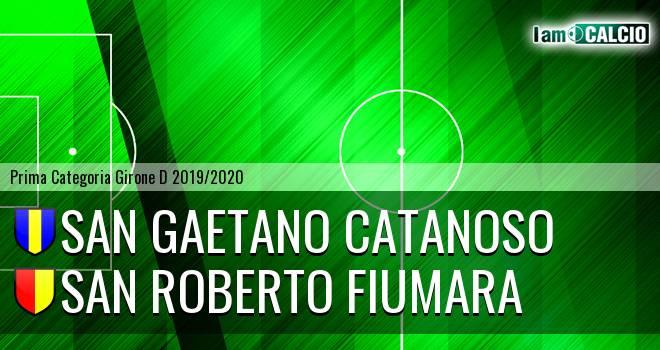 San Gaetano Catanoso - San Roberto Fiumara