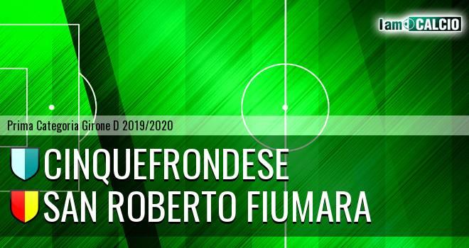 Cinquefrondese - San Roberto Fiumara