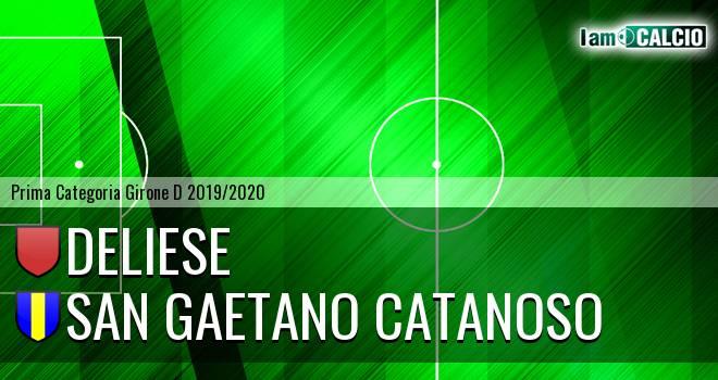 Deliese - San Gaetano Catanoso