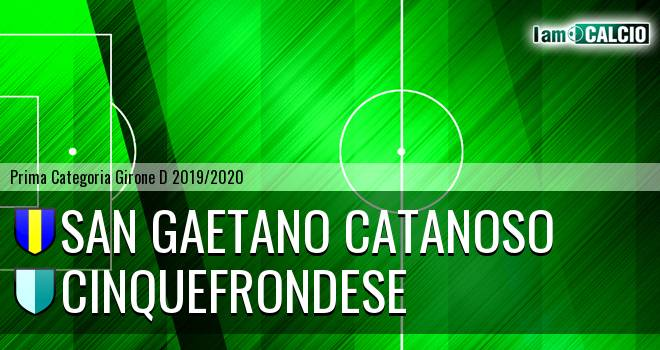San Gaetano Catanoso - Cinquefrondese