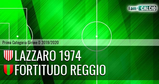 Lazzaro 1974 - Fortitudo Reggio