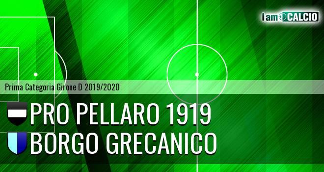 Pro Pellaro 1919 - Borgo Grecanico