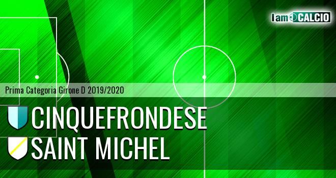 Cinquefrondese - Saint Michel