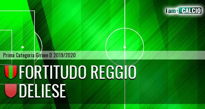 Fortitudo Reggio - Deliese