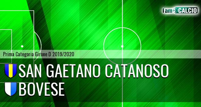 San Gaetano Catanoso - Bovese