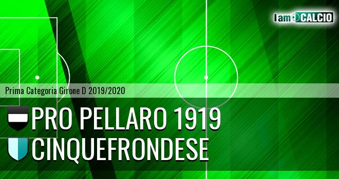 Pro Pellaro 1919 - Cinquefrondese