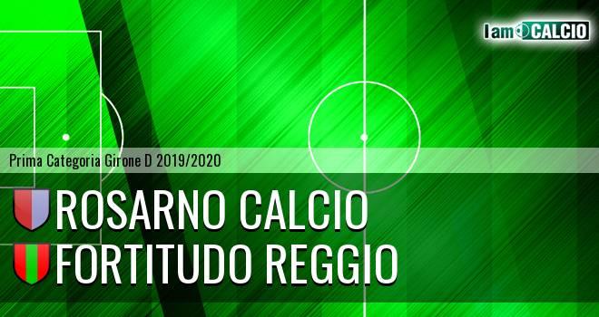 Rosarno Calcio - Fortitudo Reggio