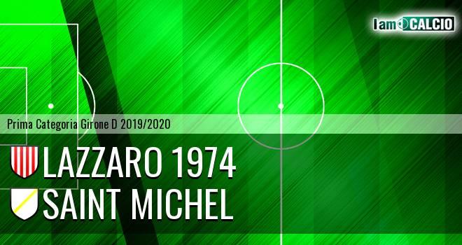 Lazzaro 1974 - Saint Michel