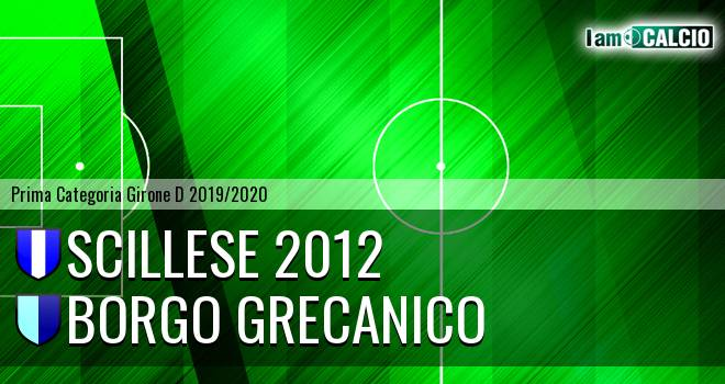 Scillese 2012 - Borgo Grecanico