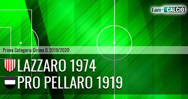 Lazzaro 1974 - Pro Pellaro 1919
