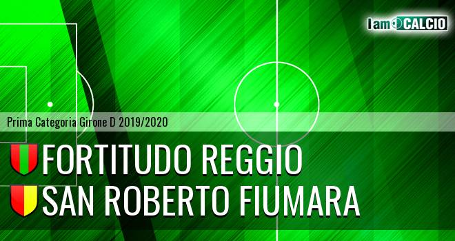 Fortitudo Reggio - San Roberto Fiumara