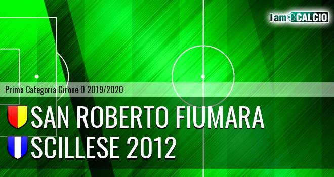San Roberto Fiumara - Scillese 2012