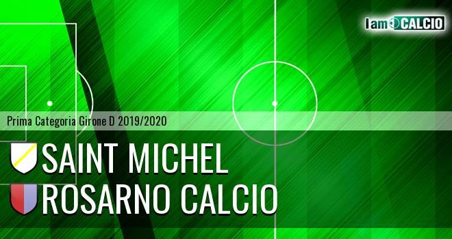 Saint Michel - Rosarno Calcio