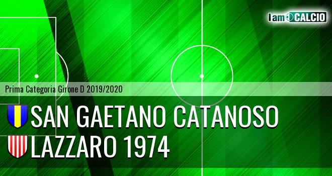 San Gaetano Catanoso - Lazzaro 1974