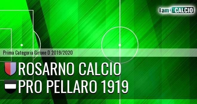 Rosarno Calcio - Pro Pellaro 1919