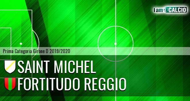 Saint Michel - Fortitudo Reggio