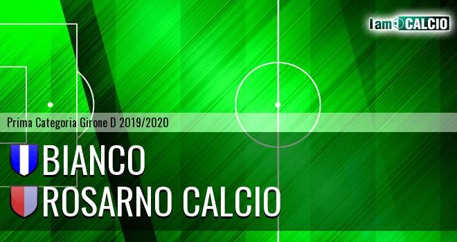 Bianco - Rosarno Calcio