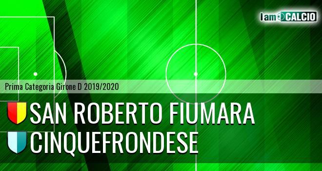 San Roberto Fiumara - Cinquefrondese