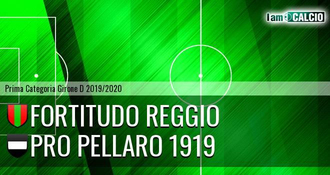 Fortitudo Reggio - Pro Pellaro 1919
